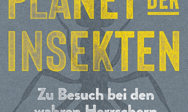 David MacNeal: Planet der Insekten
